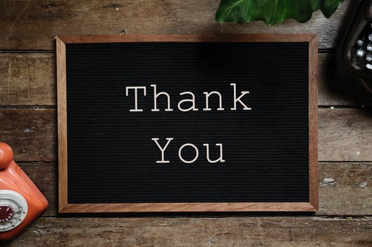 The Power of Ending Emails with 'Thank You'